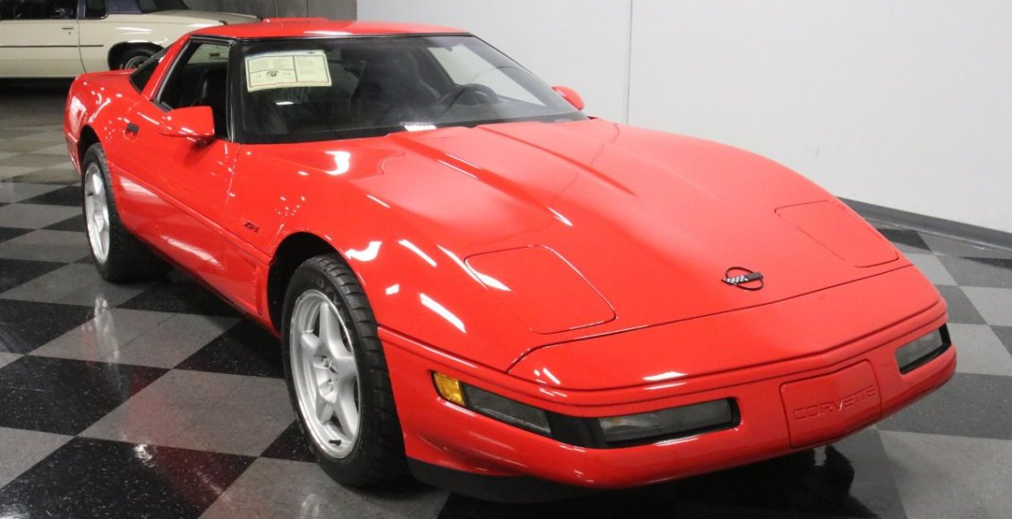 Venta-Chevrolet-Corvette-ZR1-1995-4