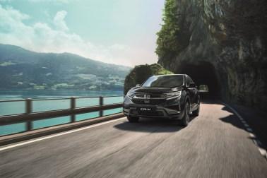 Honda CR-V 2021: Ahora con el acabado deportivo Sport Line