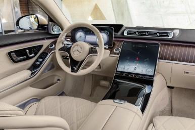 Mercedes-Maybach Clase S 2021: Lujo elevado a su máximo exponente