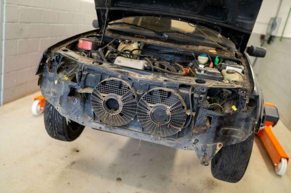 Peugeot restaurará algunos de sus clásicos y este 205 GTI será uno de ellos