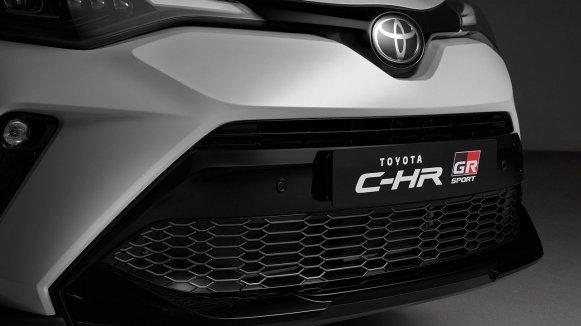 Toyota C-HR GR Sport: Así luce el acabado deportivo del SUV híbrido