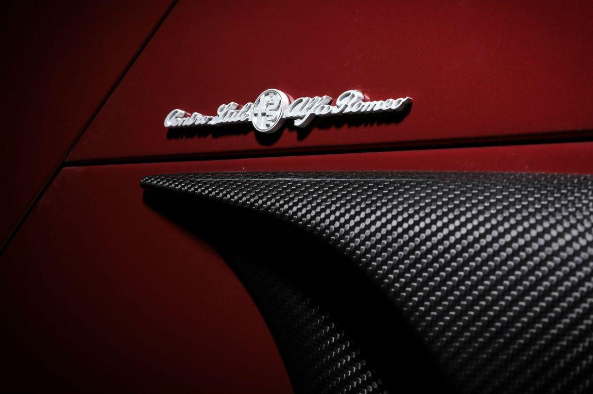 Alfa Romeo 4C Spider 33 Stradale Tributo: El adiós para los Estados Unidos