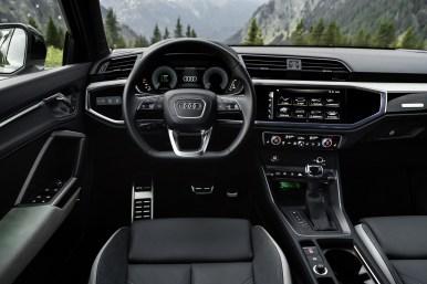 Audi Q3 y Q3 Sportback 45 TFSIe: Híbridos enchufables