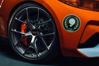 BMW M2 CSL Turbomeister Edition: 520 CV para este tributo del BMW 2002 Hommage Concept