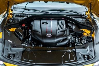 El Toyota Supra GR llega a los 550 CV de la mano de Manhart