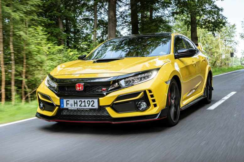 Honda Civic Type R Limited Edition y Civic Type R Sport Line: Ya disponibles
