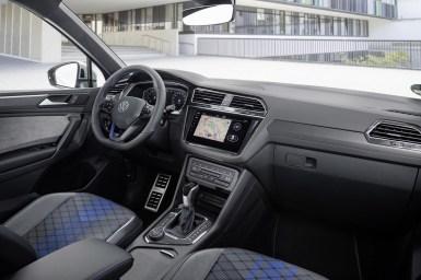 Volkswagen Tiguan R 2021: 60.485 euros para el Tiguan más potente