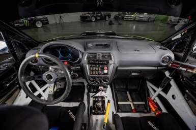 El Subaru WRX STi de Ken Block que batió el récord de salto ahora puede ser tuyo