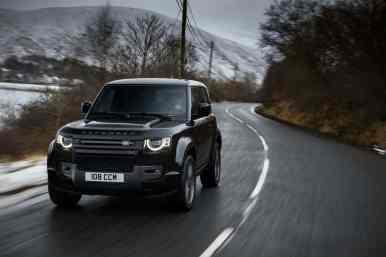 Land Rover Defender 2022: Ahora con el motor V8 de 525 CV