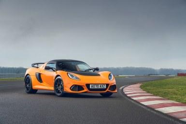 Lotus Elise y Exige Final Edition: La despedida tras décadas en activo