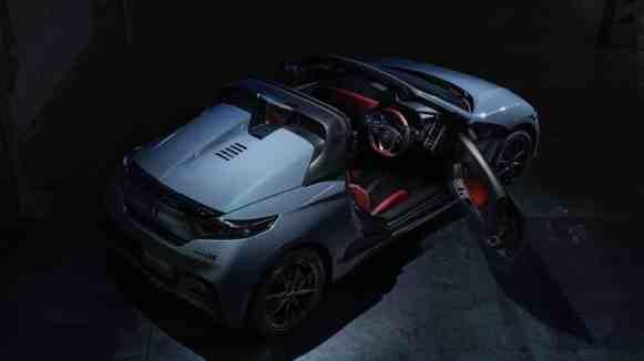Honda S660 Modulo X Version Z: La despedida del pequeño Kei Car
