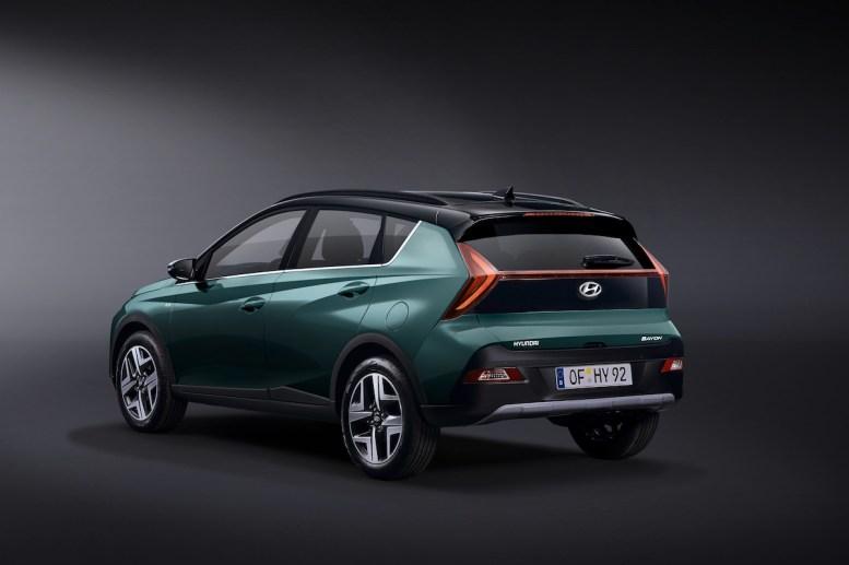 Hyundai Bayon 2021: El nuevo crossover más accesible de la firma