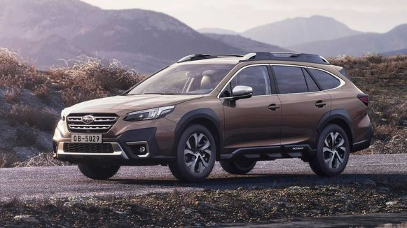 Subaru Outback 2021: Listo para llegar a los concesionarios europeos