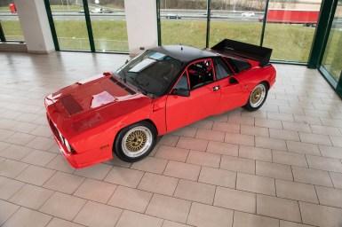 El primer prototipo del Lancia 037 que se creó se subastará en Junio