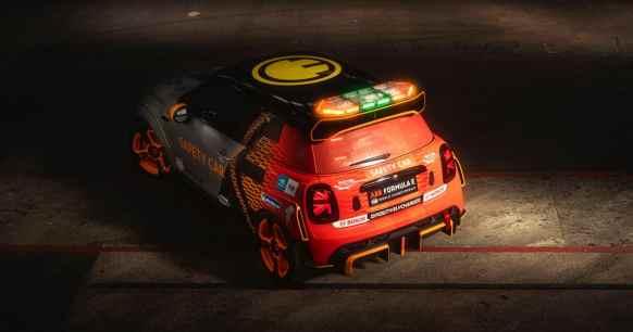 MINI Electric 'Pacesetter': El nuevo Safety Car de la Fórmula E