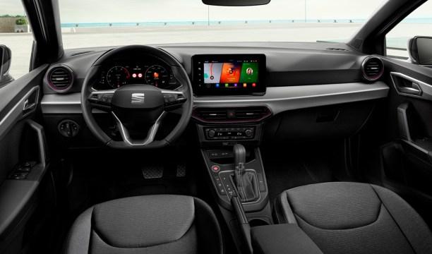 SEAT Ibiza 2021: Actualización estética y tecnológica