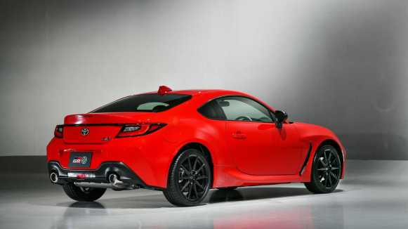 Toyota GR86 2022: La segunda generación que veremos en Europa... y sin grandes cambios respecto al Subaru BRZ