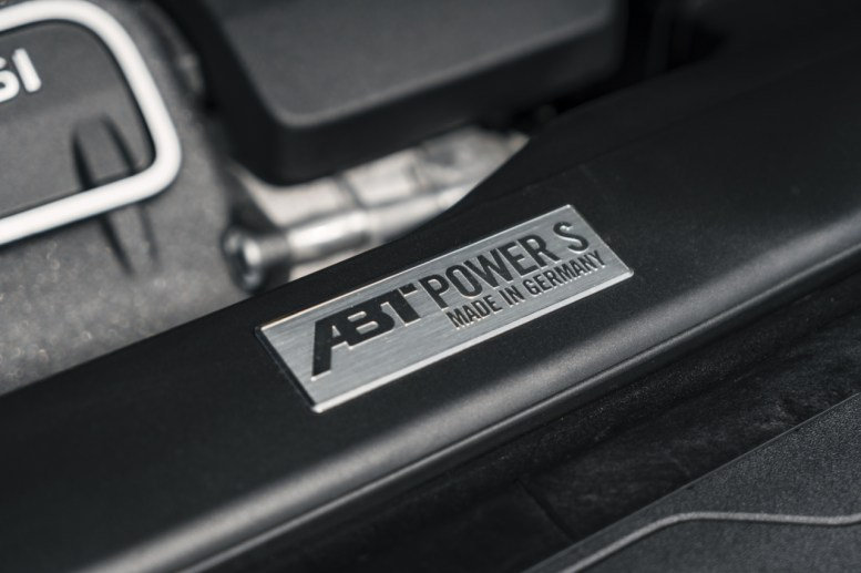 ABT Audi RS Q3: 440 CV para el cinco cilindros