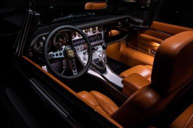 Jaguar E-Type by Unleashed: Un restomod llevado a los 400 CV