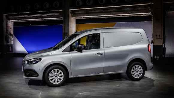 Mercedes-Benz Citan 2022: Así es la nueva generación