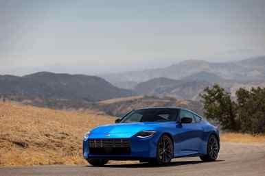 Nissan Z 2022: Así es la nueva generación que no veremos en España (ni Europa)