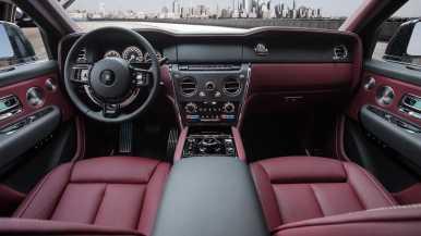 Este Rolls-Royce Cullinan está hecho a prueba de bombas: Tanto como su precio