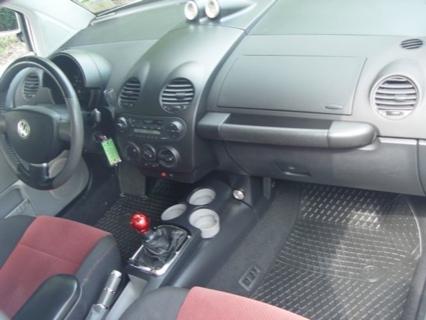 Volkswagen Beetle con 400 CV