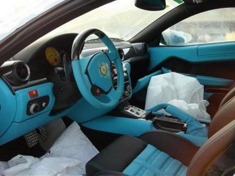 Ferrari 559 GTB celeste