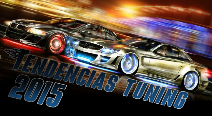 Coches tuning: tendencias 2015