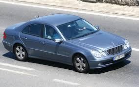 Mercedes E270- 2001