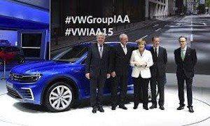 Merkel VW IAA