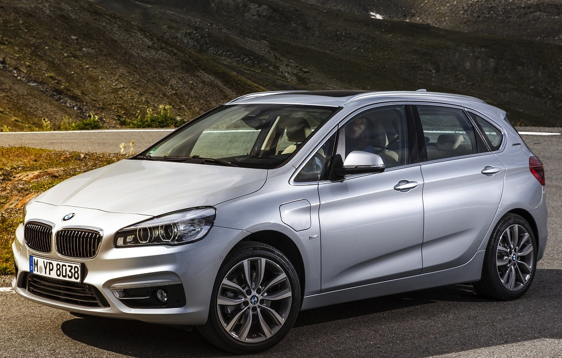 BMW ACTIVE TOURER-immagine
