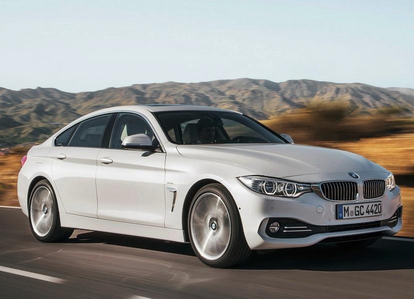 BMW SERIE 4 GC-immagine