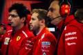 Box Ferrari Test 2018
