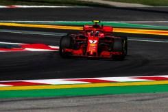 Raikkonen GP Spagna