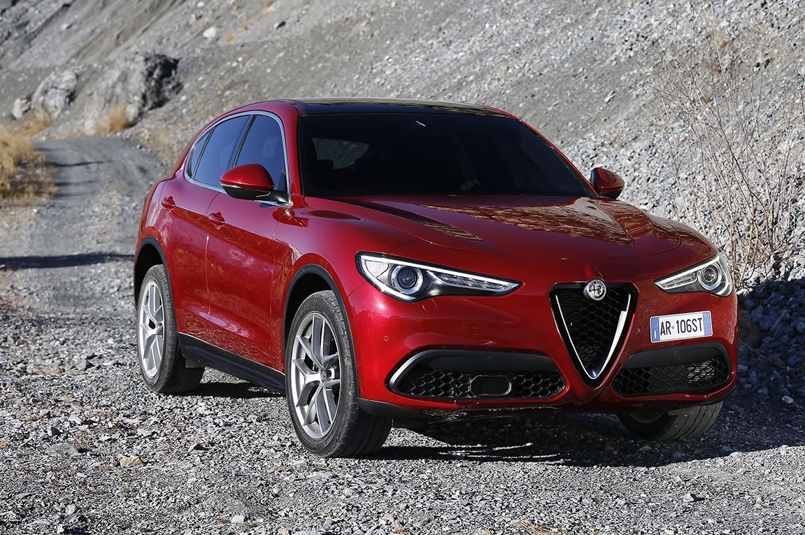 alfa romeo stelvio 2 2 d business 160 cv  la base  u00e8 all