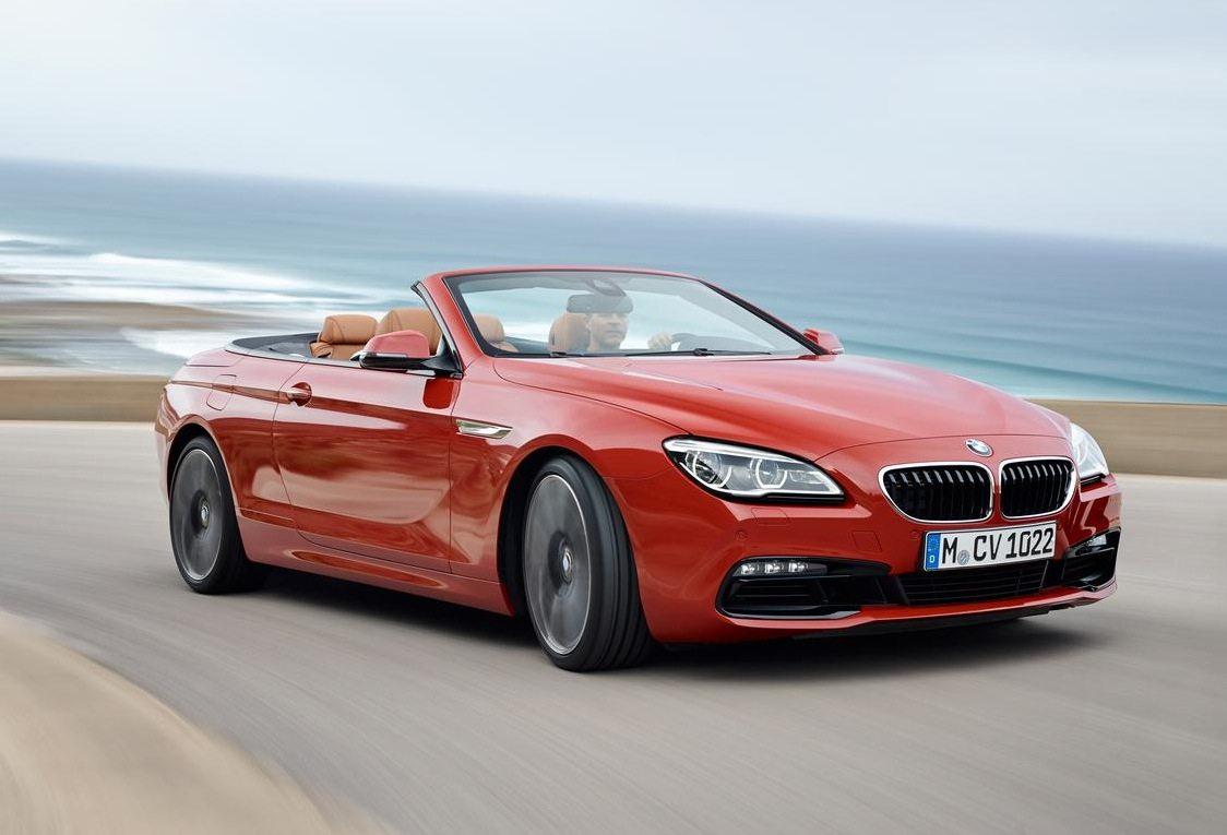 BMW SERIE 6 CABRIO-immagine