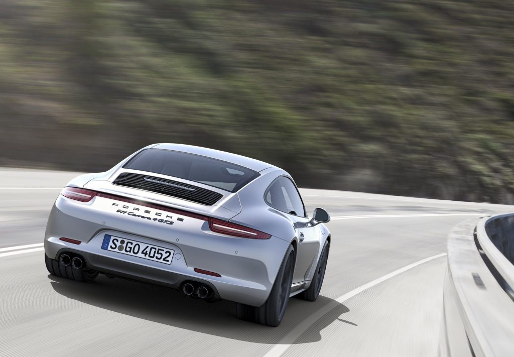 911 Carrera 4 GTS Coupé