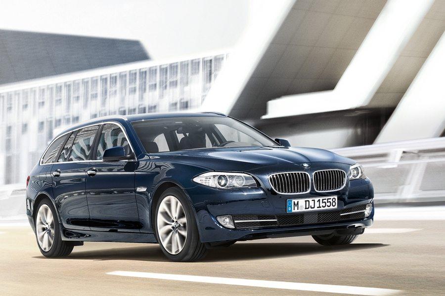 BMW SERIE 5 STATION-immagine