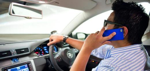 telefonare alla guida