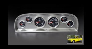 New Instrument Panels for 19601963 Chevy Pickup | Motorator