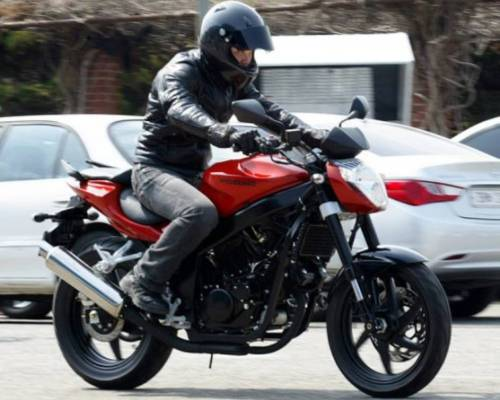 2012 hyosung gt250r photo