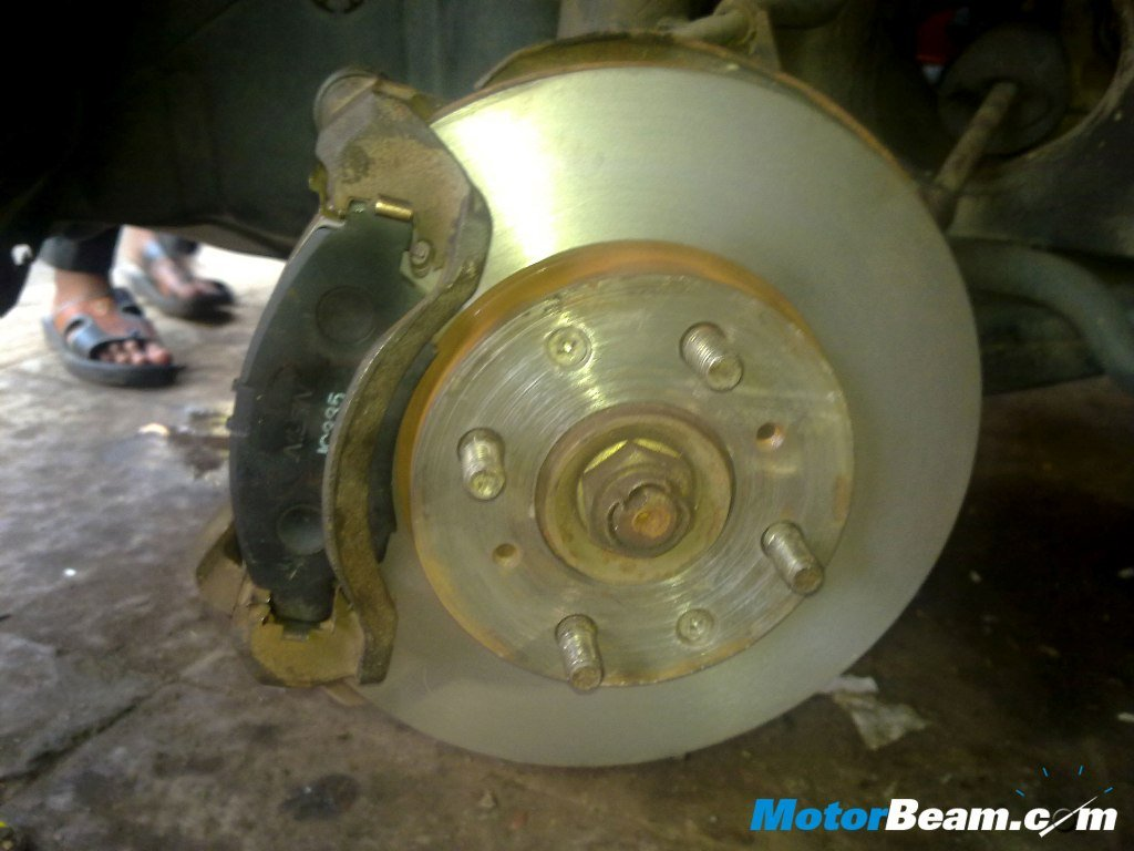 hight resolution of brake caliper