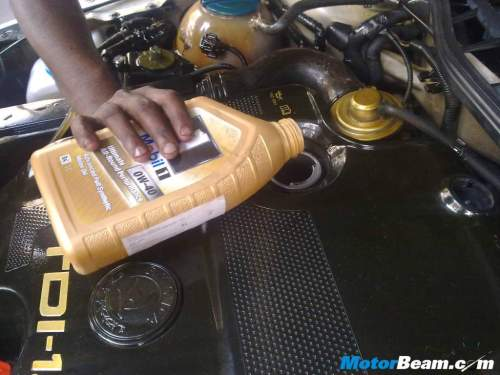 small resolution of how to change oil add oil
