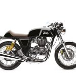 Royal Enfield Continental Gt Gets Black Colour Option