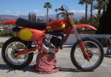 Maico Classic Motorcycles