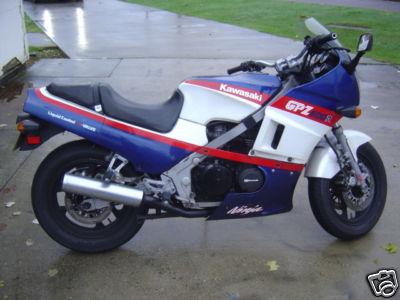 Kawasaki Gpz 600r Vs Yamaha Xj600