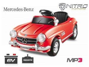 1191143 Mercedes 300SL 25W MINI AUTO ELETTRICA PER BAMBINI