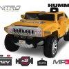 1191154 HUMMER HX MINI AUTO ELETTRICA PER BAMBINI