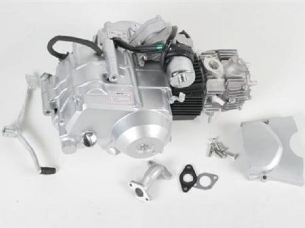 004050 MOTORE AUTOMATICO 125 cc con retromarcia PER MIDI QUAD